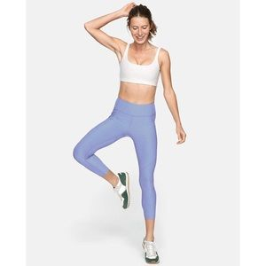 NWT Outdoor Voices 3/4 Warmup Leggings